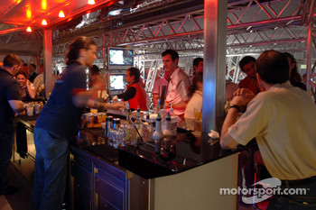 Chilled Thursday: the Red Bull Energy Station on the inside