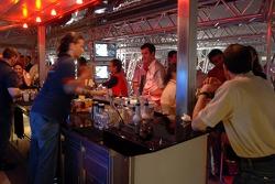 Chilled Thursday: the Red Bull Energy Station on the inside