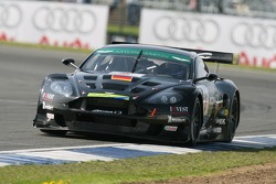 #5 Phoenix Racing Aston Martin DBR9: Jean-Denis Deletraz, Andrea Piccini