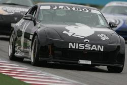 #33 Playboy Racing Nissan 350Z: Blake Rosser, David Murry