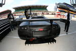 Rear end of the Jloc Isao Noritake Lamborghini Murcielago