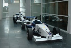 Formula BMW and BMW F1 on display
