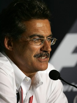FIA press conference: Dr. Mario Theissen