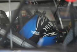 Ryan Newman's helmet
