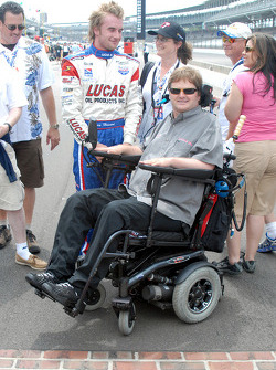 Jay Howard and Sam Schmidt