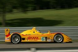 #6 Penske Motorsports Porsche RS Spyder: Sascha Maassen, Lucas Luhr