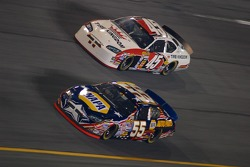 Michael Waltrip and Kyle Petty
