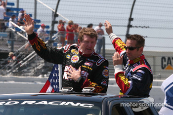 Bill Elliott and Greg Biffle