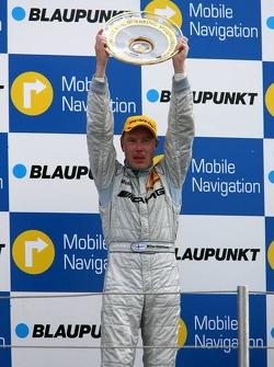 Podium: Mika Hakkinen