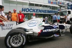 BMW Sauber F1 Team F1.06