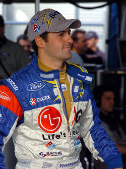 Jamie Whincup before the race