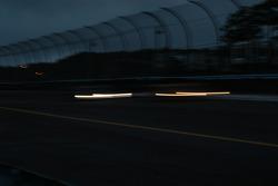 The dark arrives