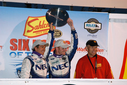 Wolf Henzler and Robin Liddell win GT