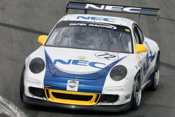 #72 Tafel Racing Porsche GT3 Cup: Robin Liddell, Wolf Henzler