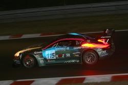 #115 BMS Scuderia Italia Aston Martin DBRS9: Franco Groppi, Toni Seiler, Davide Stancheris, Diego Alessi