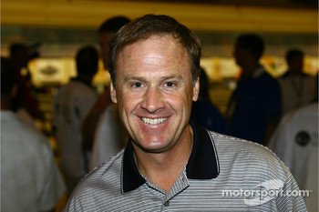 Jeff Gordon Foundation bowling tournament: Rusty Wallace