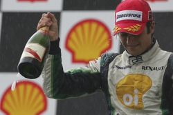 Nelson A. Piquet race winner