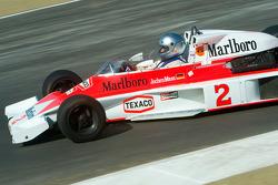 #2, 1977 McLaren M-23, Steve Earle