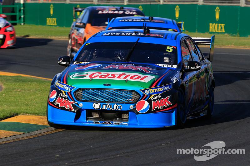 Mark Winterbottom Prodrive Racing Australia Ford At