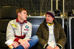 Richard Westbrook, Nicky Catsburg, BMW Sports Trophy Team Marc VDS