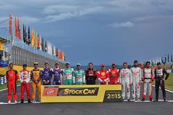 Drivers group photo