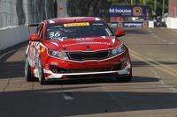 #36 Kinetic Motorsports / Kia Racing Kia Optima: Ben Clucas