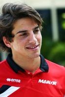 Roberto Merhi, Marussia F1 Team