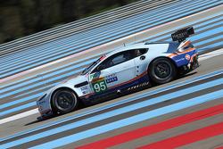 #95 Aston Martin Racing Racing Vantage V8: Marco Sorensen
