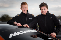 McLaren GT young driver programme announcement