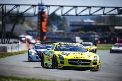#70 GT Russian Team Mercedes SLS AMG GT3: Bernd Schneider, Alexei Karachev