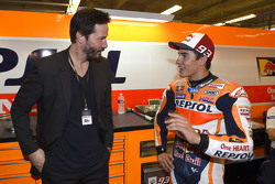 MotoGP 2015 Motogp-gp-of-the-americas-2015-keanu-reeves-and-marc-marquez-repsol-honda-team