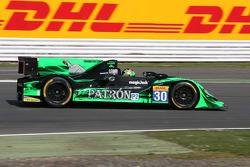 #30 Extreme Speed Motorsports Honda HPD ARX-03B: Scott Sharp, Ryan Dalziel, David Heinemeier Hansson