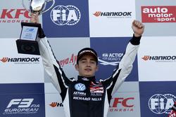 Winner: Charles Leclerc, Van Amersfoort Racing