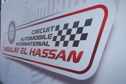Le logo du circuit de Marrakech