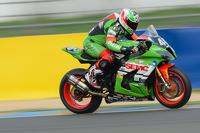 #46 Kawasaki: Laurent Derine, Janez Prosenik, Emiliano Bellucci, Florian Galotte