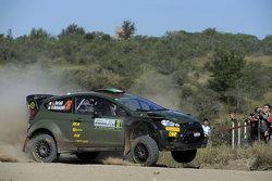 Lorenzo Bertelli - Giovanni Bernacchini,  Ford Fiesta Rs Wrc, Fwrt S.R.L