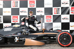 Winner: Josef Newgarden, CFH Racing