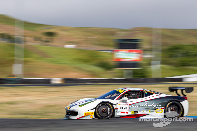 #161 Boardwalk Ferrari 458: Jean-Claude Saada