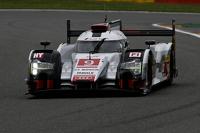 #9 Audi Sport Team Joest Audi R18 e-tron quattro Hybrid: Filipe Albuquerque, Marco Bonanomi, René Rast