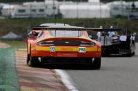 #99 Aston Martin Racing Aston Martin Vantage V8: Alex MacDowall, Fernando Rees, Richie Stanaway
