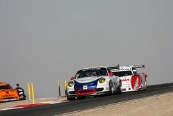 #74 Tafel Racing Porsche GT3 Cup: Eric Lux, Ian James, Jim Tafel