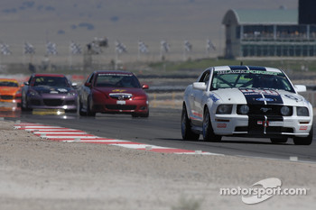 #6 Blackforest Motorsports Mustang GT: Ian James, David Empringham