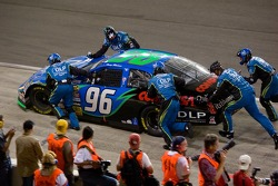 Tony Raines stalled on pit road