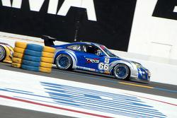 #66 TRG Porsche GT3 Cup: Emil Assentato, Lonnie Pechnik