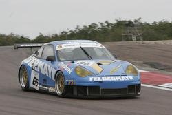 #66 Team Felbermayr Proton Porsche 996 GT3 RSR: Christian Ried, Horst Felbermayr Jr.