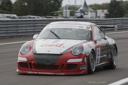 #6 Auto Sport Promotion Porsche 997 GT3 Cup: Marc Cattaneo, Maurice Ricci