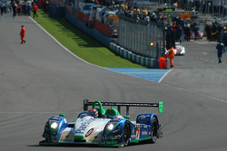 Reckon lap: #17 Pescarolo Sport Pescarolo C60 Judd: Emmanuel Collard, Jean-Christophe Boullion, Didier André