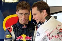 Michael Ammermueller and chief engineer Paul Monaghan