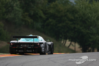 #2 Vitaphone Racing Team Maserati MC 12 GT1: Jamie Davies, Thomas Biagi