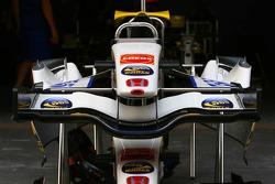 Honda Racing F1 Team front wing